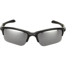 Oakley Quarter Jacket Brille Kinder polished black/black iridium